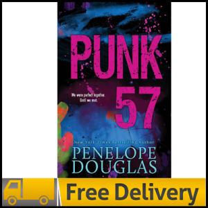 Punk 57 by Penelope Douglas | Paperback Book | FREE SHIPPING | NEW AU