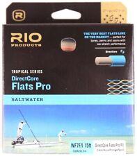 Rio Flats Pro Stealth Tip Fly Line WF7F/I 15ft
