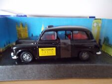 Redbox 61052 Motormax London Taxi - Black - Measures 11.5cm long - Boxed