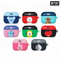 BTS BT21 Official Authentic Goods Airpods Pro Case By Case Gallery + Tracking Nu