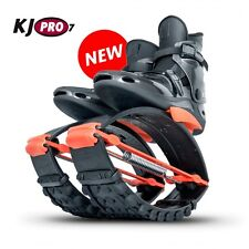 Org. Kangoo Jumps KJ PRO 7 (75 - 95 KG) Black/Orange Größe S ( 36-38,5 )