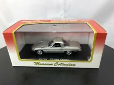 1/43 Kyosho Museum Collection Mazda Cosmo Sport Silver Diecast NIP!