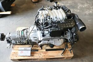 JDM 01-03 Lexus LS430 Celsior 3uz fe 4.3L V8 Engine & 5 SPEED A/T Automatic RWD