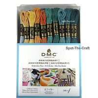 DMC Floss Anniversary 36 Skeins 6 Strand Embroidery Thread Collector's Edition