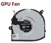 Dell XPS15 9560 9570  Dell Precision M5520 M5530  GPU Cooling Fan  0TK9J1 TK9J1