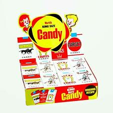 WORLDS KING SIZE CANDY CIGARETTES STICK CANDIES PARTY BAG YOU CHOOSE BULK AMOUNT
