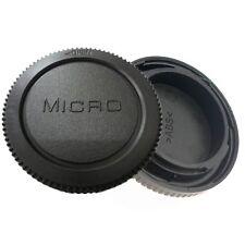 Rear Lens Cover + Camera body Cap  for Panasonic Lumix DMC-GF1 Micro 4/3 M4/3 ne