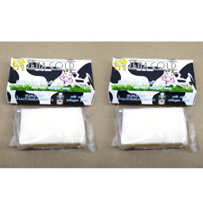 2 bars 80g Thai Milk Bar Soap Whitening herbal Skin Face bleaching Lightening