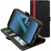 ebeststar Etui Samsung A40 Galaxy A405F Portefeuille Housse PU Cuir Porte-Cartes