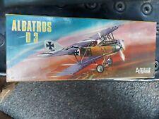 Maqueta del avion ALBATROS D 3 de ARTIPLAST (italiana) escala 1/48 nuevo