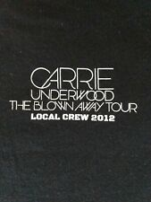 Carrie Underwood Le Local Crew T-shirt Xl