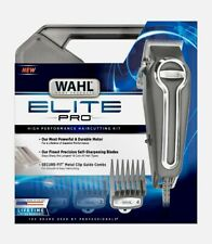 Wahl Clipper Elite Pro High Performance Kit 21 Model 79602 🖐 SHIPS TODAY 🚀🚀