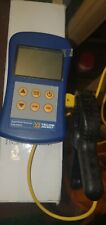 Yellow Jacket 69196 SuperHeat/SubCool Calculator with Thermometer