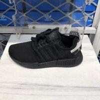c2c6d406d4c3b Adidas NMD R1 Triple Black BD7745 BOOST NMD R1 RARE Hard Find Size ...