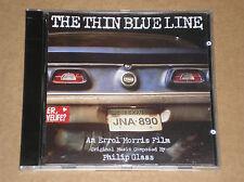 PHILIP GLASS - THE THIN BLUE LINE: ORIGINAL MUSIC - CD