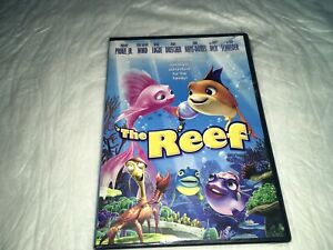 The Reef (DVD) 2006 NEW Full Screen Freddie Prince Jr Free Shipping
