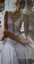 Chanel  Light Pink  Knit Dress Size:38  NEW