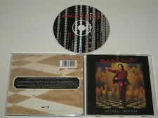 Michael Jackson/Blood on the Dance Floor (History in the Mix (Epic 487500 2) CD