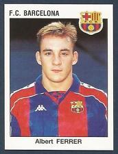 PANINI FUTBOL 93-94 SPANISH -#074-F.C.BARCELONA-ALBERT FERRER