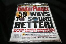 Guitar Player March 2000 Sealed Tone Issue Stern Steve Howe Nrbq Counting Crows