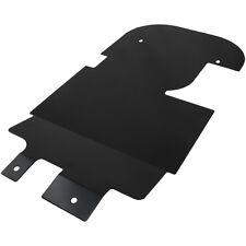 Honda Ruckus / Zoomer Black POWDER COATED ALUMINUM LUGGAGE Cover Pan Tray