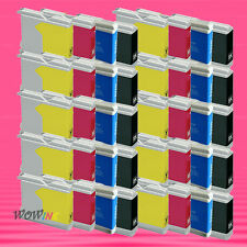 40P LC51 BK C M Y SET INK CARTRIDGE FOR BROTHER DCP130C