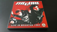 THE CURE - live at brighton 1982  - 2 x lp' -box -test pressing