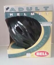 New Bell Sports Adult Cycling Safety Helmet, Ages 14 & up, green, black