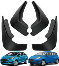 New Set Splash Guards Mud Flaps For 2011-2017 Ford Fiesta MK7 Hatchback Sedan