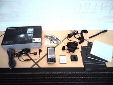Sony Ericsson Cyber-shot K800i - Velvet Black (Ohne Simlock) Handy
