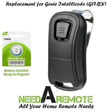For G1T-Bx Genie Mini Keychain Intellicode Remote 38501R Git-1 Git-2 Git-3