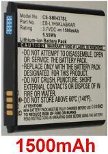 Batería 1500mAh tipo EB-L1H9KLABXAR Para Samsung Galaxy Express 4G LTE