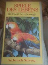 Filme auf VHS-Kassetten & Entertainment Welt der Natur Dokumentarfilm