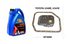 Transgold Transmission Kit KFS866 With Oil For Toyota ECHO NCP12 U134E Trans