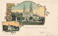 STE. ANNE DE BEAUPRE QC – Basilique de Bonne Ste. Anne et L'Ancienne Eglise–udb