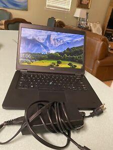 Dell Latitude E5450 Core i7-5600 2.6GHZ 16GB 500GB HD WebCam Wi-Fi Win 10 Pro