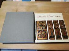 La sacra bibbia - Codice vaticano greco 1209 cod. b. - Codex Vaticanus Graecus