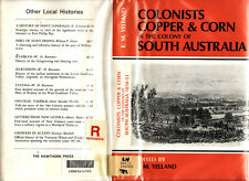 COLONISTS COPPER & CORN IN COLONY OF SOUTH AUSTRALIA - YELLAND   lo