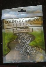 "100 - Country Brook Designâ""¢ 1 Inch Nickel plated S-Hooks"