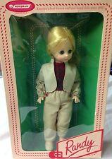 Horsman-Randy-Doll-Origin al-Package-Blonde-Hair-Blu e-Sleep-Eyes-1330-Vintage wow