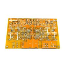 Delicate and soft HV4 (Reference Lehmann core circuit) headphone amplifier PCB