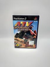 Playstation 2 Spiel ATV Offroad All Terrain Vehicle Sony PS2 Games Retro