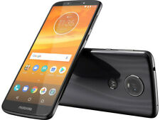 Motorola Moto E Plus 5th Generation - 4GB RAM - 64GB - Flash Black (Unlocked)