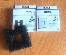 Fluval Filter Media Pads and Cartridge for Fluval Chi Shui Pads and Cartridge