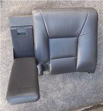 SAAB 9-3 Rückenlehne hinten links, mit Armlehne, Durchladeklappe, Leder Backrest