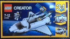 BRAND NEW LEGO CREATOR 3 IN 1: SPACE SHUTTLE EXPLORER 31066 SEALED IN BOX