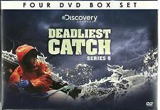 Deadliest Catch - Complete Series 6 (SIX) - 4 DVD BOX SET - BRAND NEW SEALED