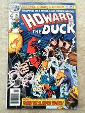 Howard the Duck #4 *1st Paul Same/Winky Man*