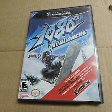 1080°: Avalanche Nintendo GameCube DVD Variant Complete Rare 1080 Snowboarding