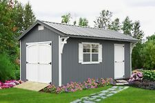 Storage Barn Carriage house Amish built